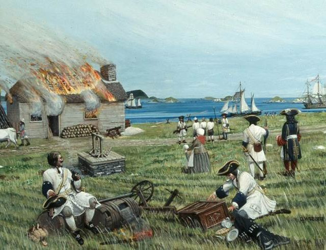Finding Archaeological Evidence of Ferryland-Placentia Conflict