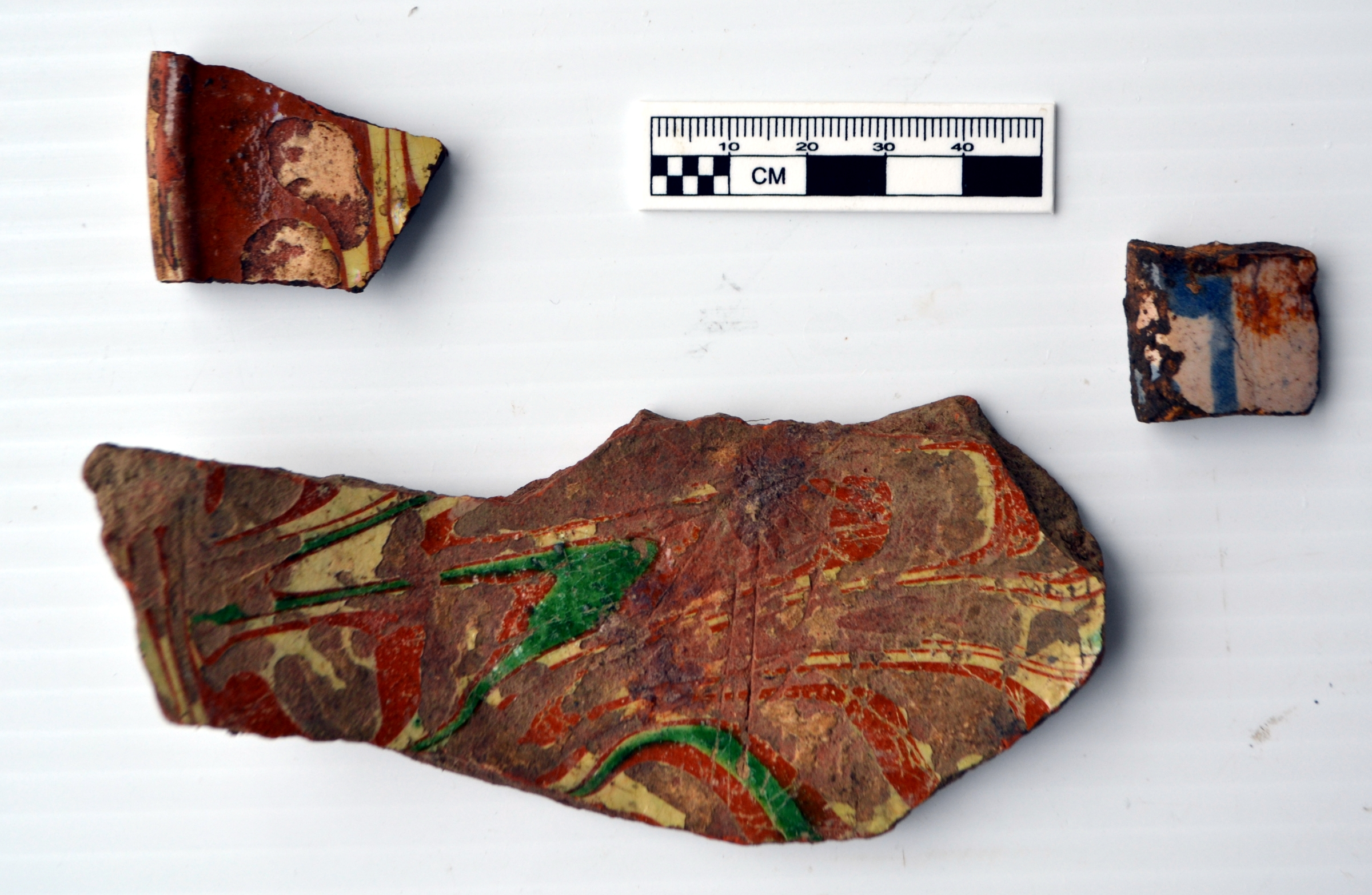 artifacts from TP 37
